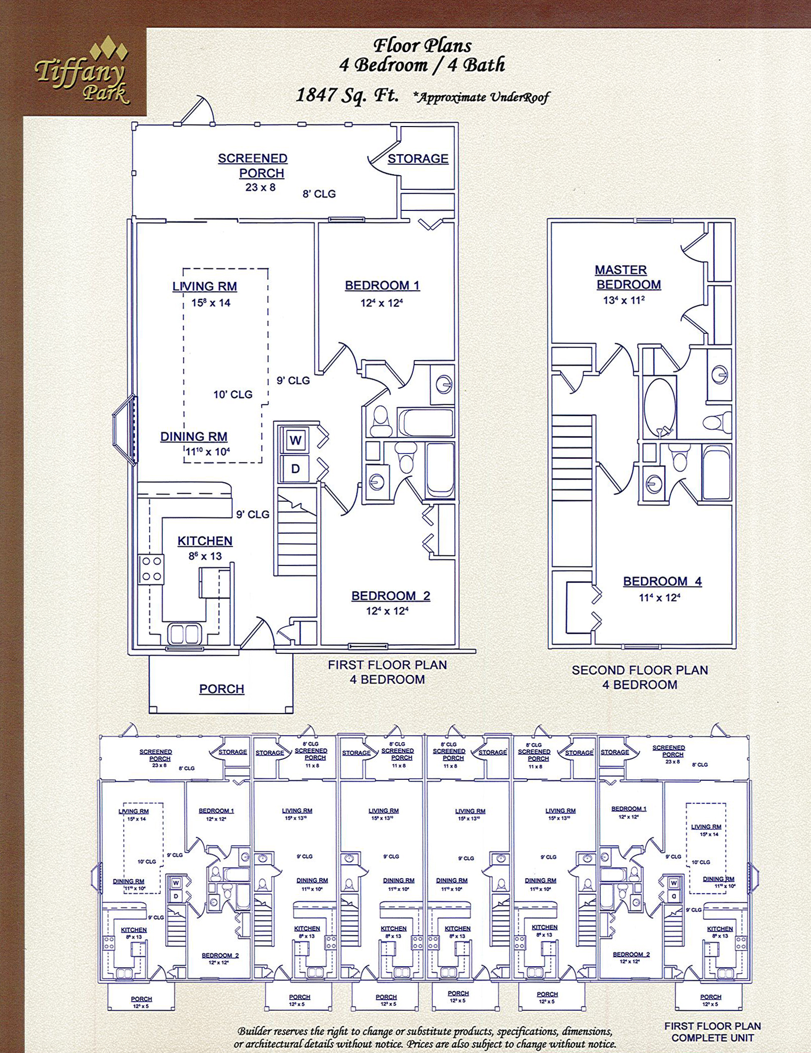 floor plan 4bdrm